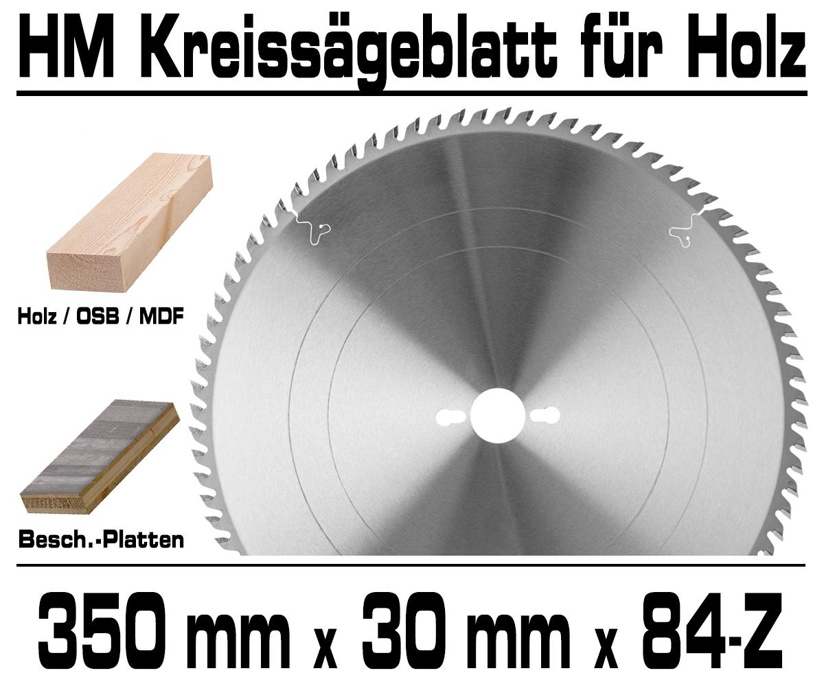 Holz HM Kreis Sägeblatt Für Hand Kreissäge Kappsäge Ø 160mm x 30mm x 30-Z VERTO