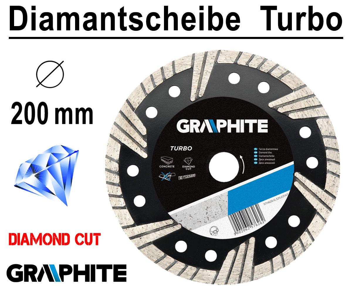 Diamantscheibe Diamanttrennscheiben Ø 125mm Trennscheiben Diascheiben Fliesen